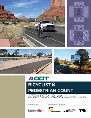 Bicyclist and Pedestrian Count Strategy Plan Thumbnail