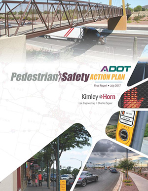 Pedestrian Safety Action Plan Thumbnail